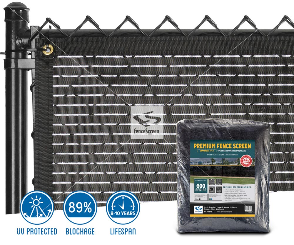 600 Series - Open Mesh Poly - Install and Product
