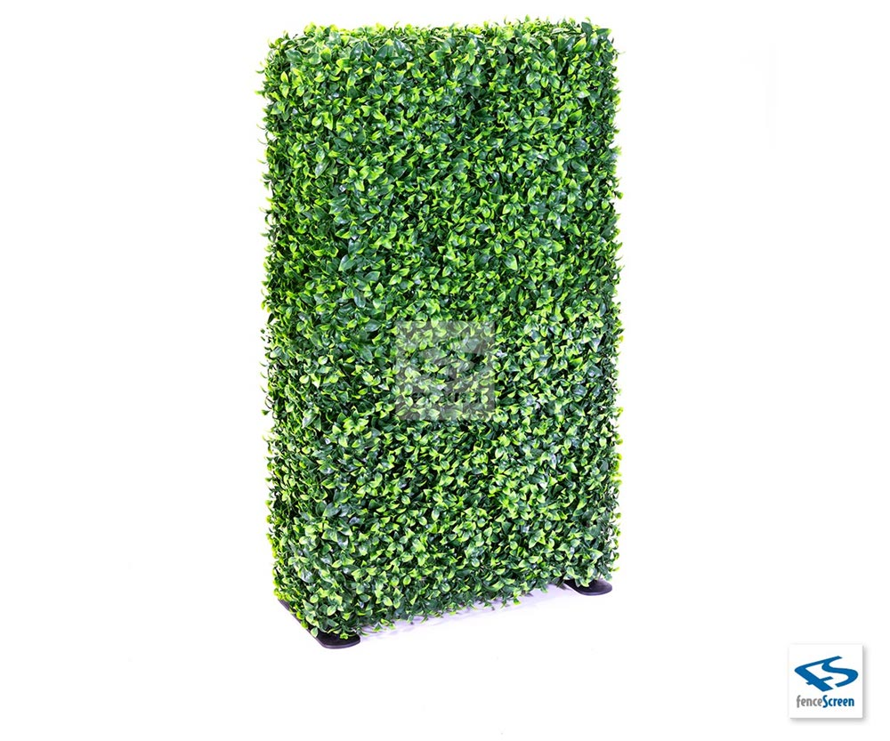 Artificial Ligustrum Ficus 8ft Freestanding Hedge