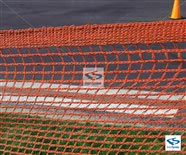 Orange Safety Fence Mesh