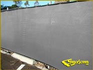 200 Series Enviro Privacy Fence Screen - Gray