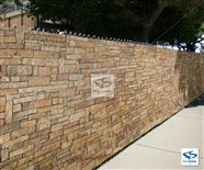 Stone Fence Murals