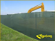 295 Series -Privacy Air - Construction Site - Green