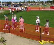 Pedestrian Barrier Net
