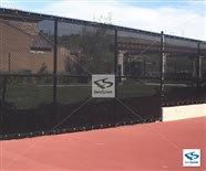 600 Series - Knitted Open Mesh Poly
