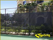 500 Series - VCP Tennis Court - Black
