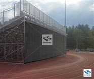Bleacher and Grandstand Wraps