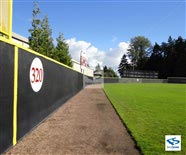 Outfield Privacy Screen