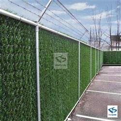 High Quality Hedge Slats Close Up