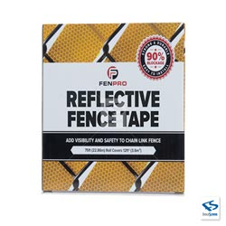Reflective Fence Tape Packaging