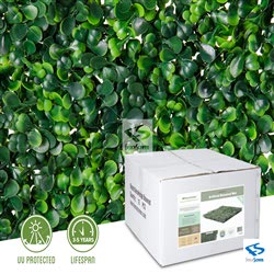 Faux Boxwood Mat Panels - UV