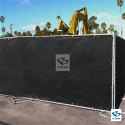 100 Series -Fence Block Parking Enclosure
