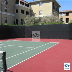 Tennis Court Windscreen