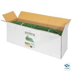 Faux Boxwood Hedge Roll Packaging