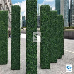 Free Standing Hedge Pillars
