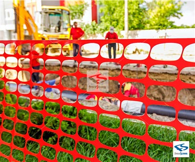 Plastic Safety Fence-1350 Series