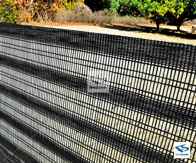 4' Tall Mesh Event Fencing - 1400 Series 50%
