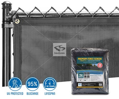 PRO Tennis Privacy Screen -750 Series 95% Blockage