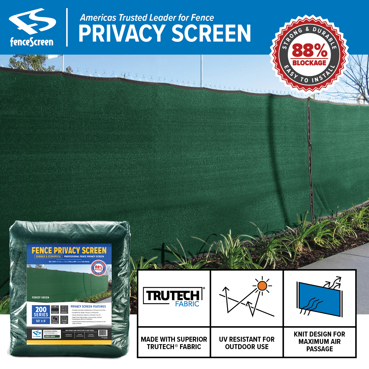 Privacy screen for chain link fences - Privacy Screen For Chain Link Fence