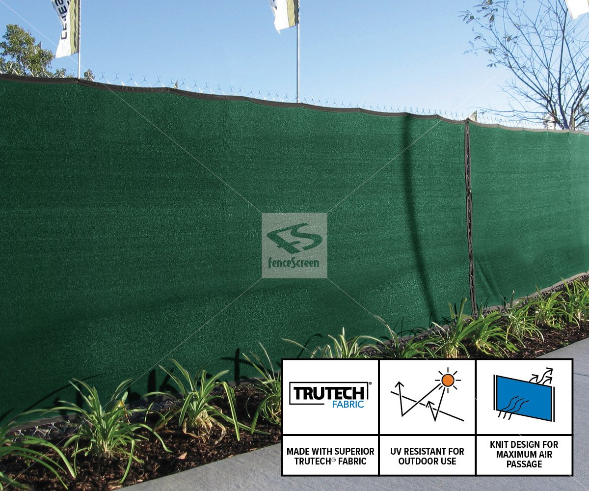 Privacy Screen For Chain Link Fence