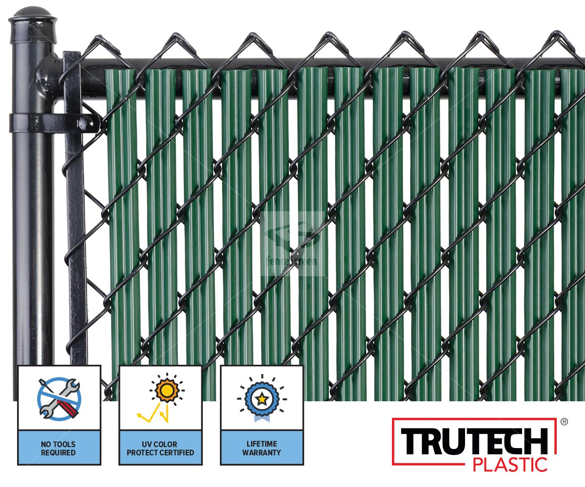 Picture of: Fenpro W Slats For Chain Link Free Shipping Lifetime Warranty