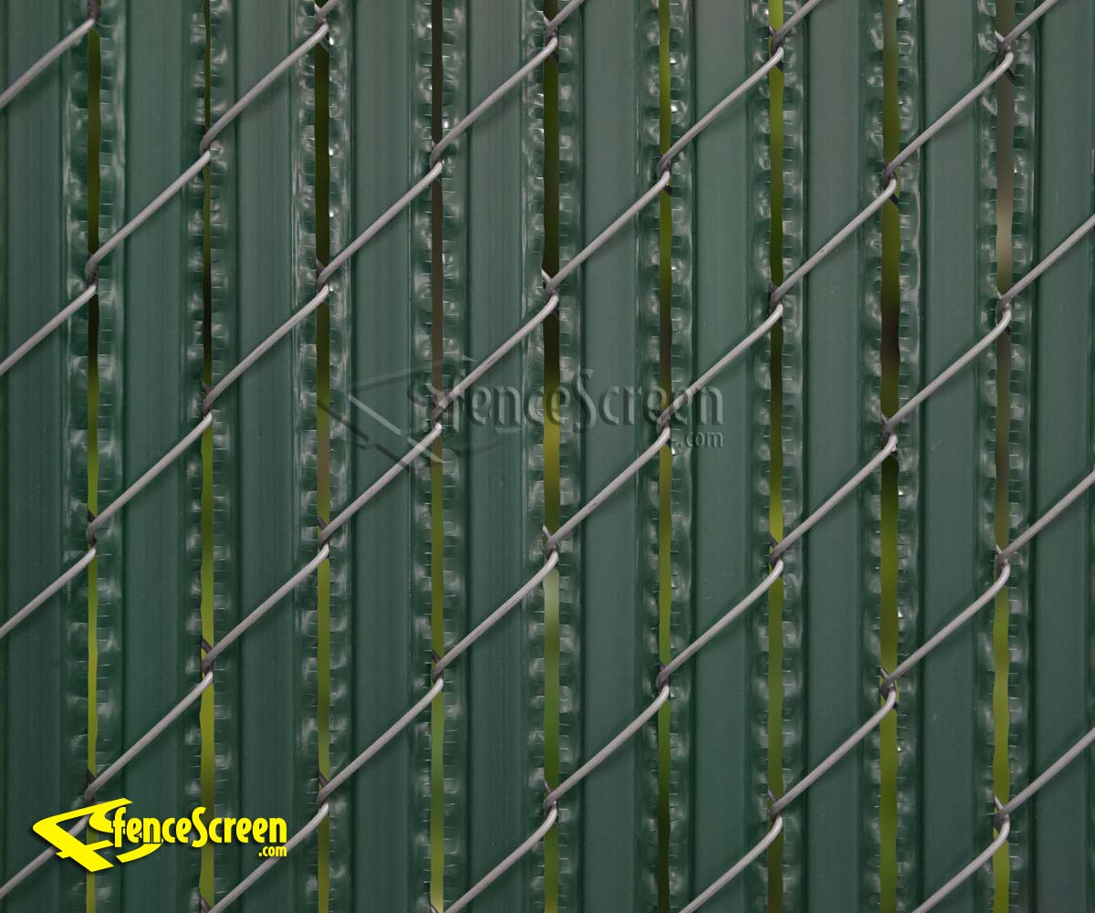 Privacy screen for chain link fences - Amazoncom Chain Link Privacy Screen