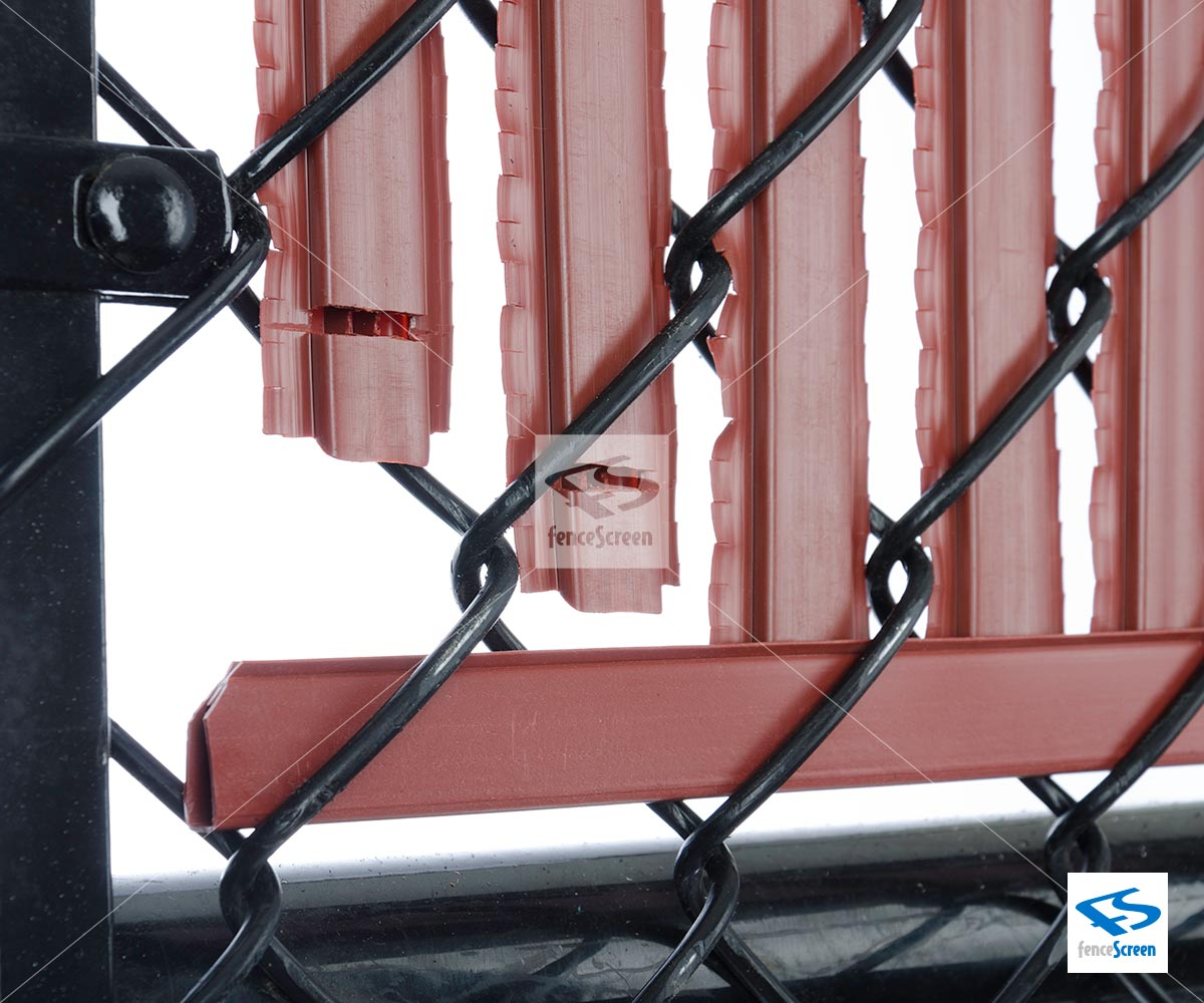 Blade Slat For Chain Link Fence Privacy From Fenpro