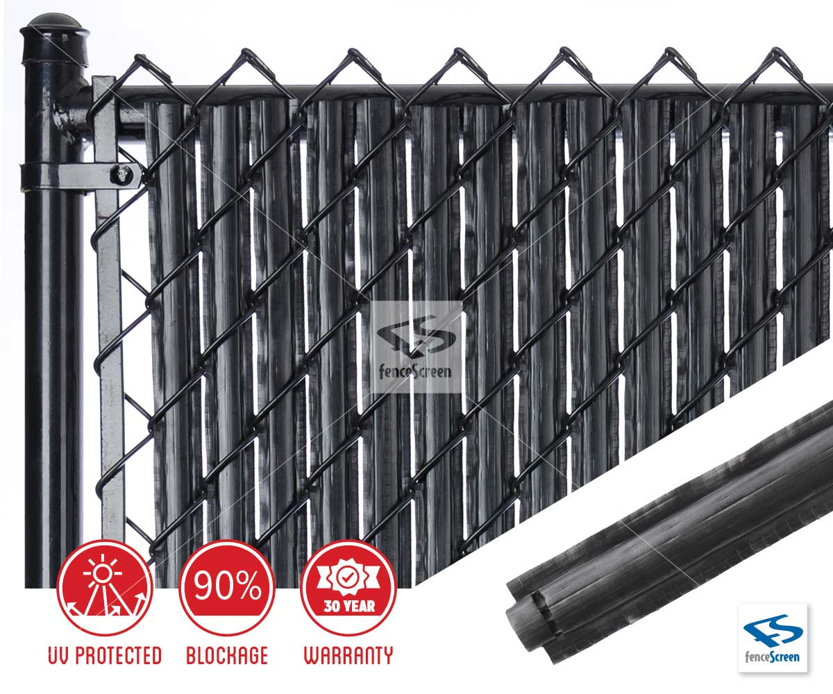 Privacy Blade Slat For Chain Link Fence