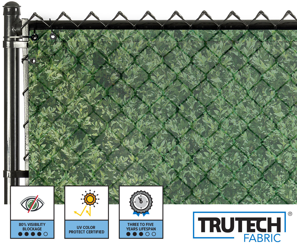 Picture of: Scenic Graphic Outdoor Fence Screen Murals