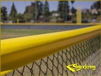 Premium Series -Outfield Fence Topper Cap