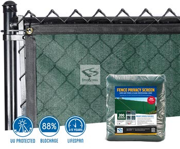 Little League Fence Screen-200 Series 88%