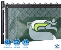 Fence Screen w/ Logos-112 Series 88%