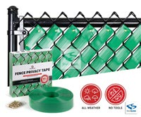250 ft. Roll W/ Fasteners -2000 Series Fence Privacy Tape