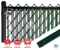 Dura Slat, Bottom Lock - 4000 Series 80%