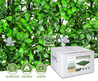 Artificial Myrtle Flower Mat-NatraHedge® Myrtle