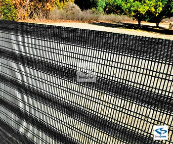 4 ft Tall Mesh Event Fencing - 1400 Series 50%