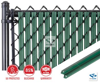 W Slat®, Bottom Lock - 3000 Series 85%