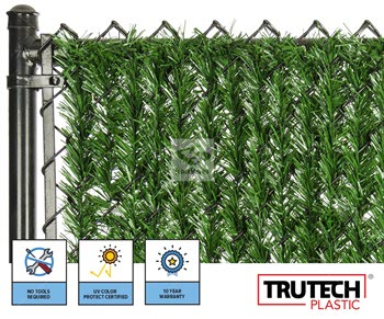 Faux Hedge Slats - 6000 Series 90%